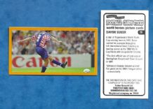 Croatia Davor Suker Real Madrid 28 (TBWH)